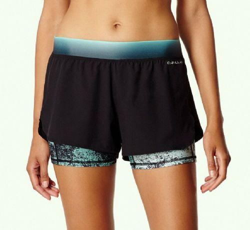 REDUCED O'NEILL WOMENS SHORTS.ACTIVE DOUBLE SURF FITNESS GYM RUNNING SPORTS S20F